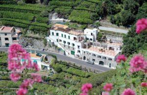 Hotel Amalfi mezza pensione